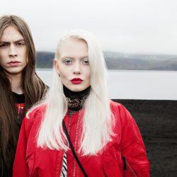 Schön Magazine Photo: Jeaneen Lund Styling: Anna Clausen  Makeup : Soley Astudottir